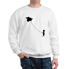 WHEN PIGS FLY Sweatshirt
