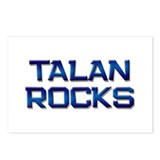 talan rocks Postcards (Package of 8)