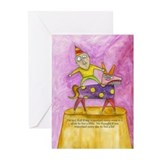 &amp;quot;Live a Lot&amp;quot; Greeting Cards (Pk of 20)