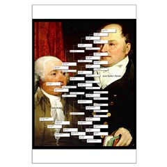 John Q Adams - Large Poster