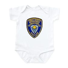 Sunnyvale Public Safety Infant Bodysuit