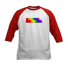 Rainbow Yorkie Tee