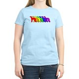 Rainbow Saluki T-Shirt