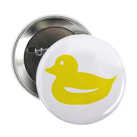"yellow duckling 2.25"" Button (10 pack)"