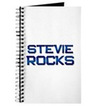 stevie rocks Journal
