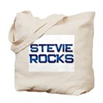 stevie rocks Tote Bag