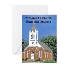 Crossroad's Lutheran Church Greeting Cards (Pk of