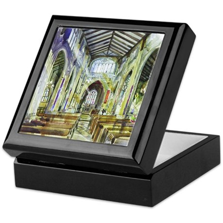 The Church Triumphant Keepsake Box