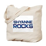 shyanne rocks Tote Bag