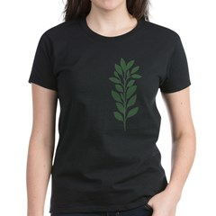 Green Plant Women's Dark T-Shirt