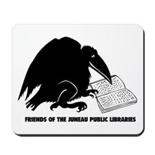Juneau Friends of the Library Mousepad