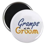 Gramps of the Groom Magnet