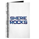 sherie rocks Journal
