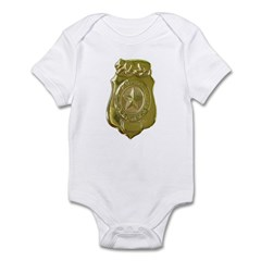 Fort Worth Police Infant Bodysuit