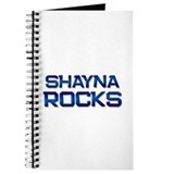 shayna rocks Journal