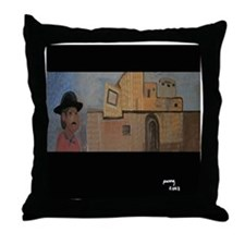 Southwestern Adobe Throw Pillow
