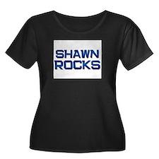 shawn rocks T