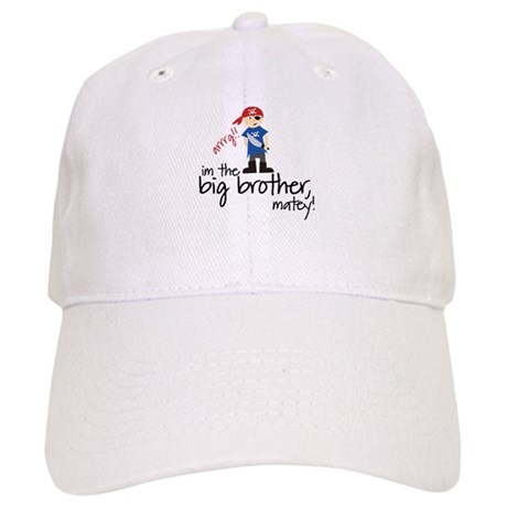big brother shirt pirate Cap