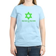 Luck of the Irish Jew T-Shirt