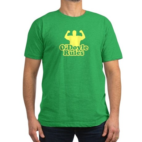 O'Doyle Rules Mens Fitted Dark T-Shirt