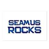 seamus rocks Postcards (Package of 8)