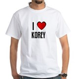 I LOVE KOREY Shirt
