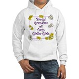 Proud Grandma of GirlieGirls  Hoodie