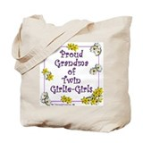 Proud Grandma of GirlieGirls Tote Bag