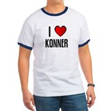 I LOVE KONNER T