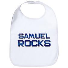 samuel rocks Bib