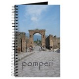 Arch behind Forum/Pompeii Journal