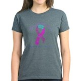 Thyroid Cancer Heart Awarenes Tee
