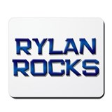 rylan rocks Mousepad