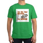 You Bet Your Burrito I'm Mexi Men's Fitted T-Shirt