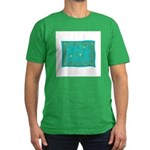 Capricorn Constellation Tapes Men's Fitted T-Shirt