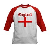 England (written) Flag Tee