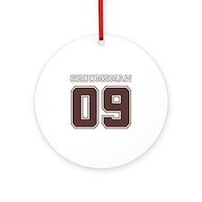 Uniform Groomsman 09 Ornament (Round)