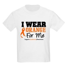I Wear Orange For Me T-Shirt