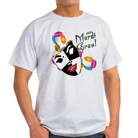 Mardi Gras T-Shirts Light T-Shirt