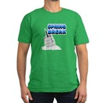 Spring Break Beer Keg Design Men's Fitted T-Shirt