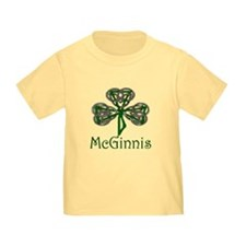 McGinnis Shamrock T