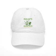 Kelly's Irish Pub Personalized Baseball Cap