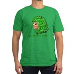Shamrock Hair Naturally Curly Girl Men's Fitted T-