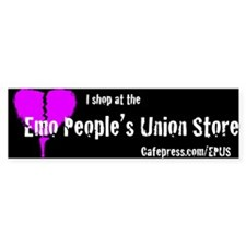 Emo Union - Bumper sticker (100 pk)
