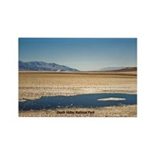 Death Valley Rectangle Magnet