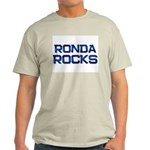 ronda rocks Light T-Shirt