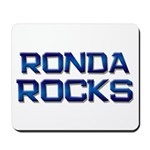 ronda rocks Mousepad