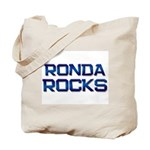 ronda rocks Tote Bag