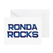 ronda rocks Greeting Cards (Pk of 20)