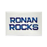 ronan rocks Rectangle Magnet